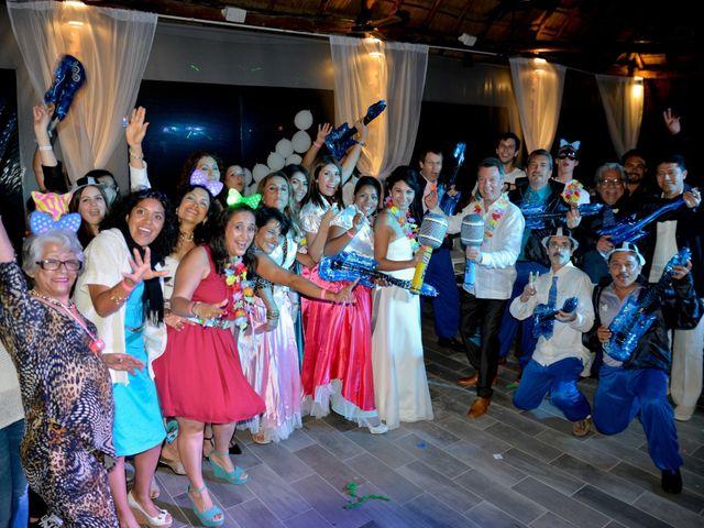 La boda de Alexander y Guadalupe en Cozumel, Quintana Roo 22