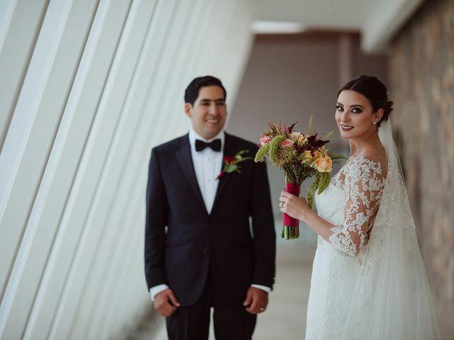 La boda de Fernanda y Alejandro