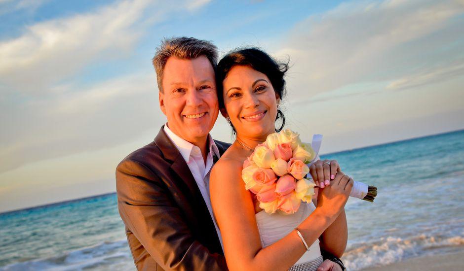 La boda de Alexander y Guadalupe en Cozumel, Quintana Roo
