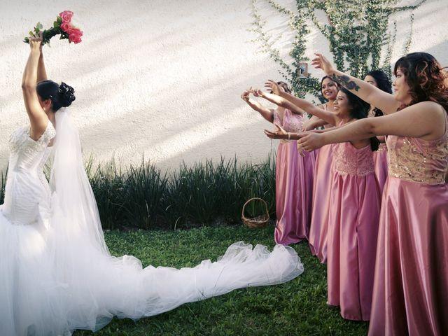 La boda de Bere y Viko