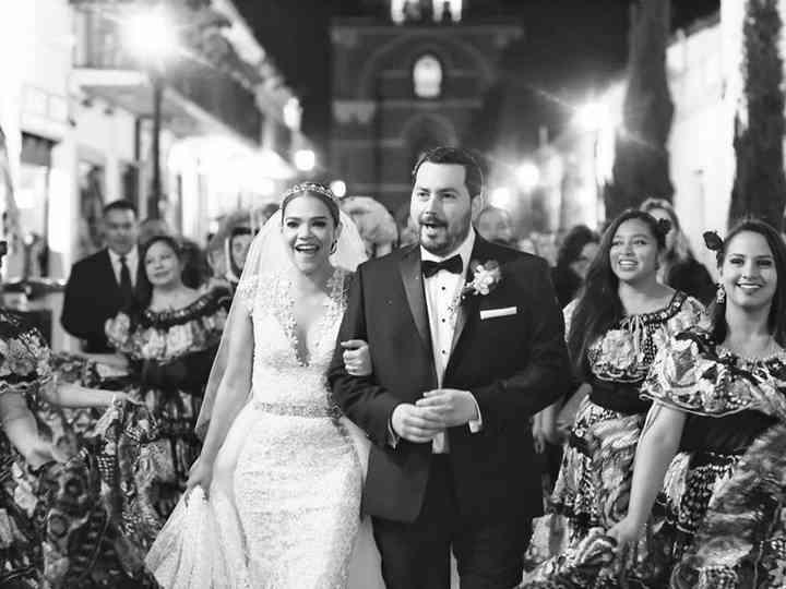 La boda de Alejandra y Hector