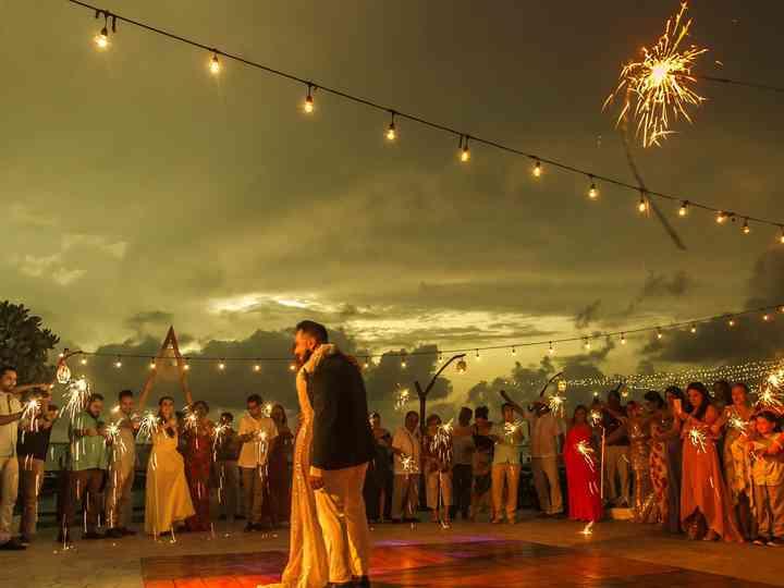 La boda de Teresa y Jair