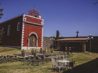 La boda de Felipe y Itzel 1