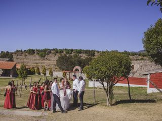 La boda de Felipe y Itzel 2
