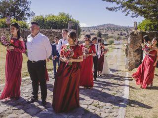 La boda de Felipe y Itzel 3