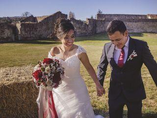 La boda de Felipe y Itzel