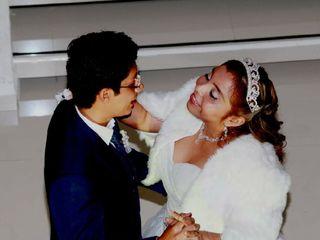 La boda de Janeth Viridiana y Roderico 2