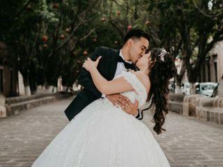 La boda de Pame y Mario