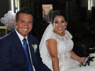 La boda de Manuel y Ivette