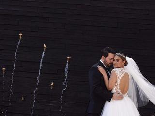 La boda de Alejandra y Hector 1