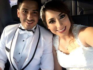 La boda de Gabriela  y Alexis  1