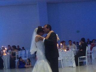 La boda de Gabriela  y Alexis  2