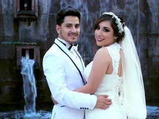 La boda de Gabriela  y Alexis