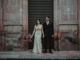 La boda de Haley y Eric