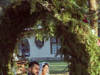 La boda de Dulce  y Sergio  1
