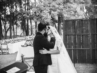 La boda de Dulce  y Sergio