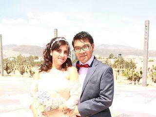 La boda de Celene  y Erik  1