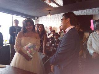 La boda de Celene  y Erik