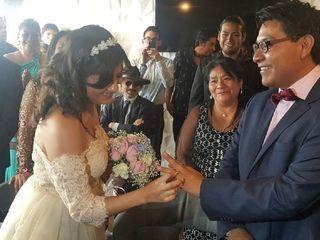 La boda de Celene  y Erik  3
