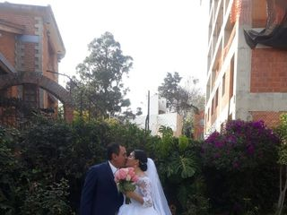 La boda de Alejandra  y Isaac  1