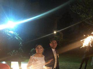La boda de Alejandra  y Isaac  3