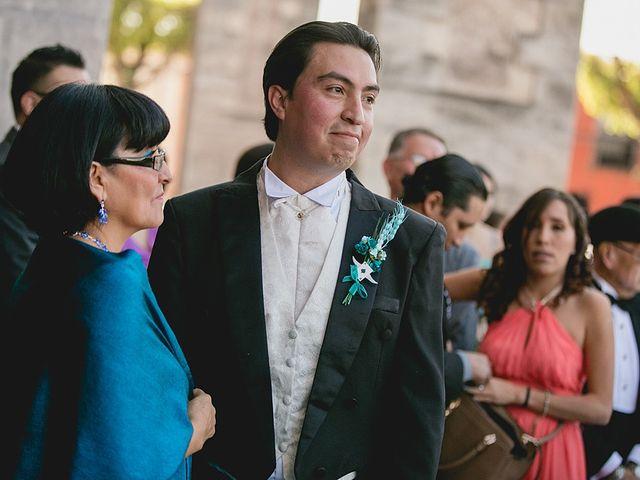 La boda de Aldo y Karen en Querétaro, Querétaro 11