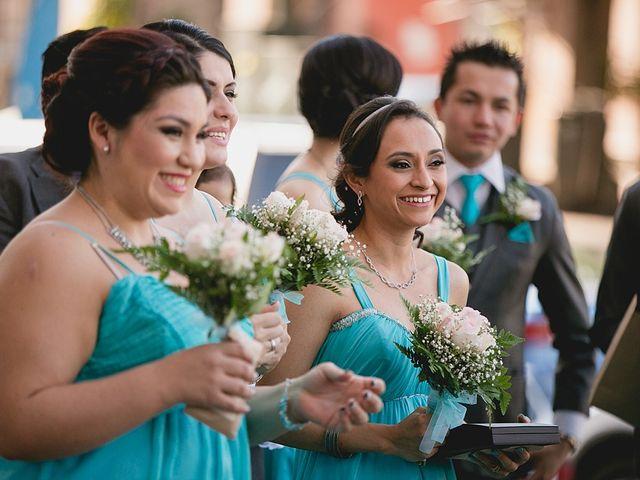 La boda de Aldo y Karen en Querétaro, Querétaro 13