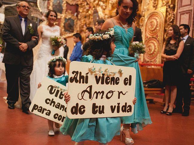 La boda de Aldo y Karen en Querétaro, Querétaro 14