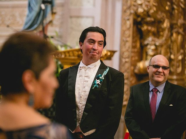 La boda de Aldo y Karen en Querétaro, Querétaro 16