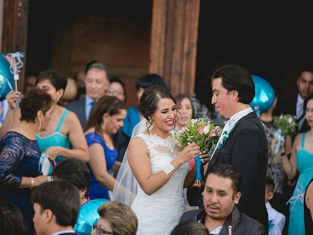 La boda de Aldo y Karen en Querétaro, Querétaro 19