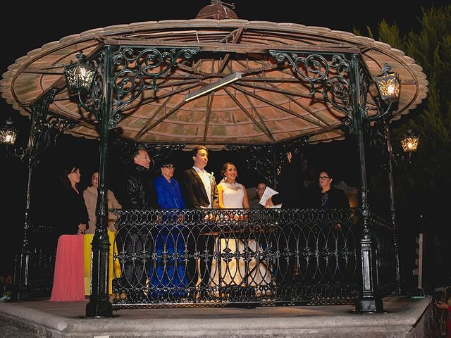 La boda de Aldo y Karen en Querétaro, Querétaro 40