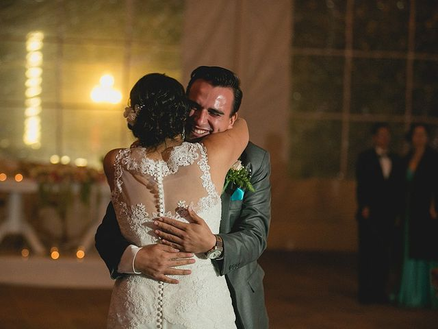 La boda de Aldo y Karen en Querétaro, Querétaro 54