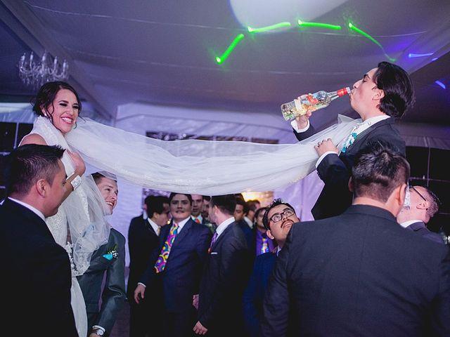 La boda de Aldo y Karen en Querétaro, Querétaro 63