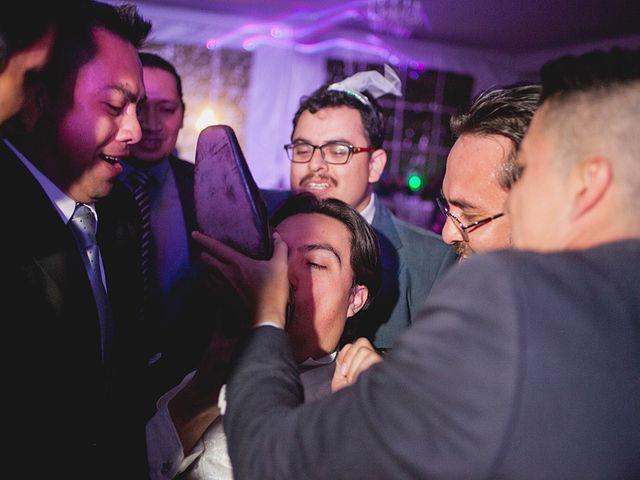 La boda de Aldo y Karen en Querétaro, Querétaro 70