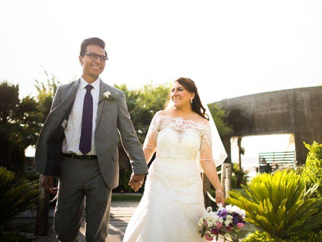 La boda de José Luis y Ethel Giordanna