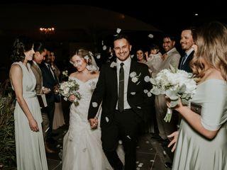 La boda de Max y Lydia