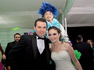 La boda de Fernanda y Hugo