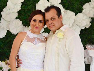 La boda de Dafne y Fernando