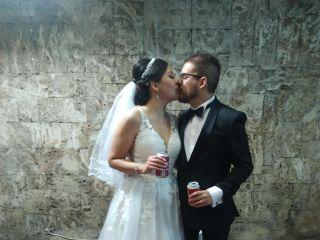 La boda de Isidoro y Izadora 2