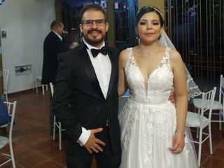 La boda de Isidoro y Izadora