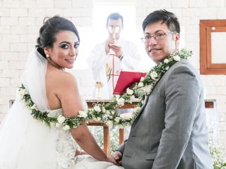 La boda de Brenda y Miguel 2