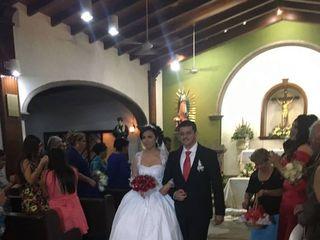 La boda de Rosalía y José 1