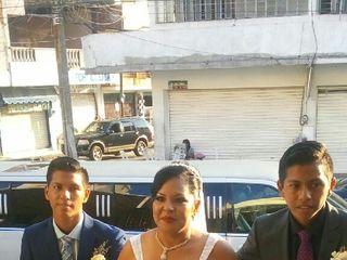 La boda de Linyu y Jorge 3