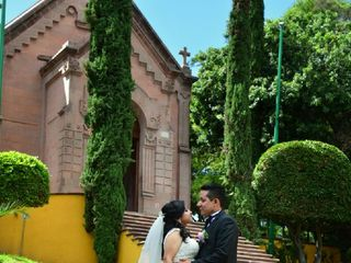 La boda de Lily y Alejandro  1