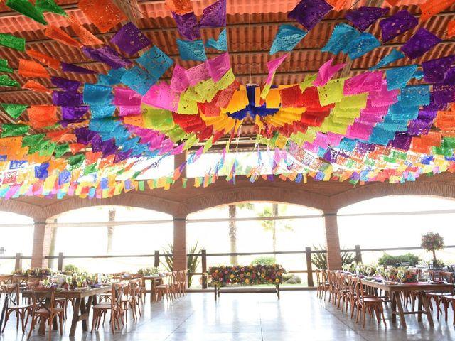 La boda de Mauricio Rueda y Fernanda Fossas en Tlalpan, Ciudad de México 1
