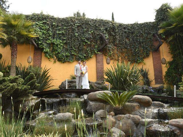 La boda de Mauricio Rueda y Fernanda Fossas en Tlalpan, Ciudad de México 4