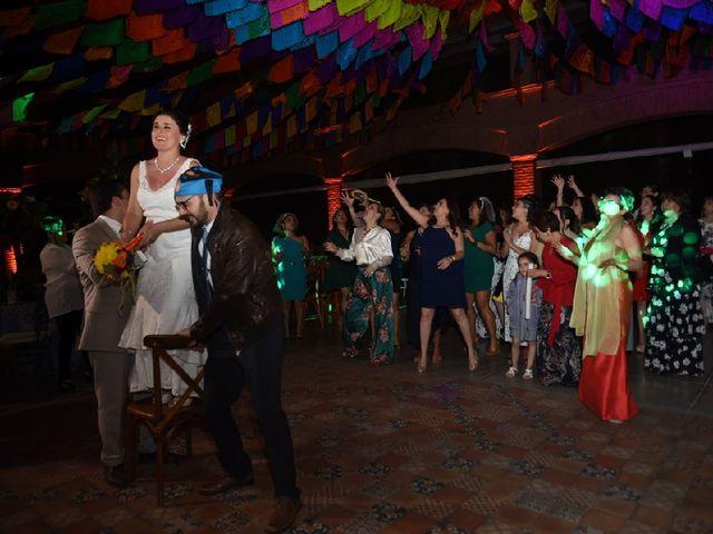 La boda de Mauricio Rueda y Fernanda Fossas en Tlalpan, Ciudad de México 5