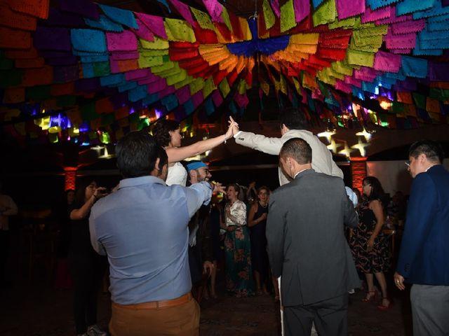 La boda de Mauricio Rueda y Fernanda Fossas en Tlalpan, Ciudad de México 6