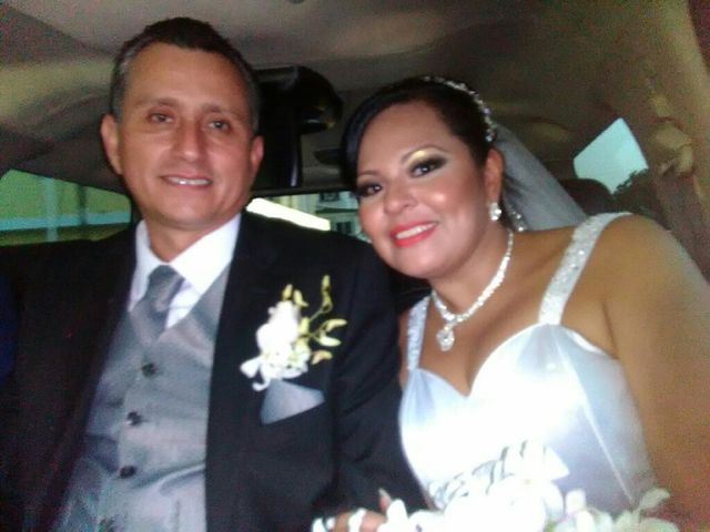 La boda de Linyu y Jorge
