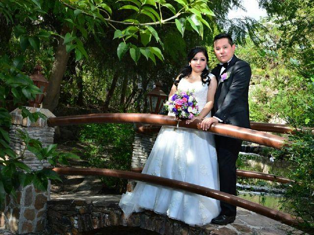 La boda de Lily y Alejandro
